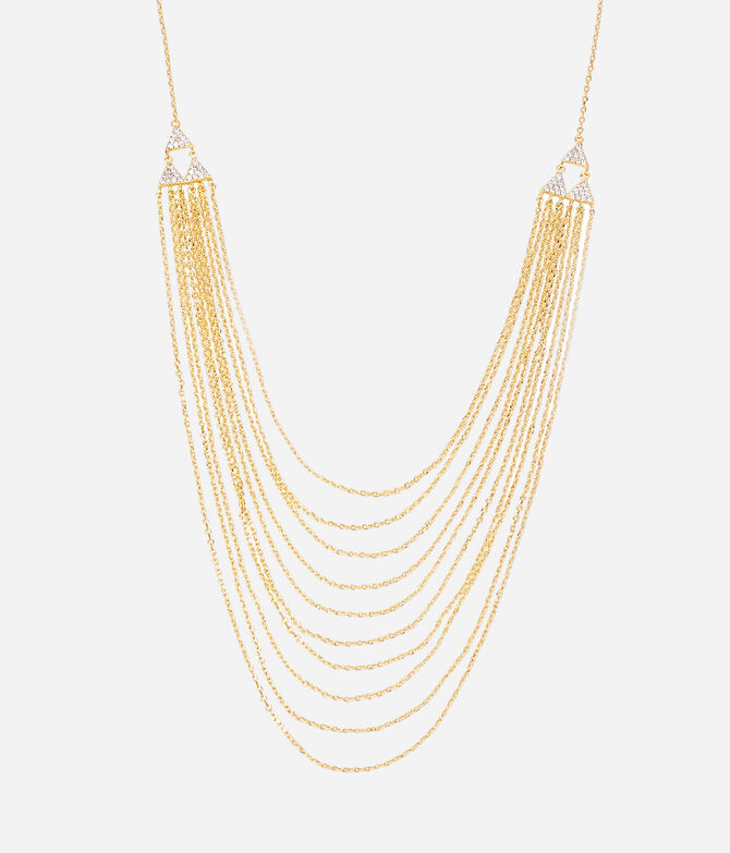 Luxe Bali Fine Lines Necklace