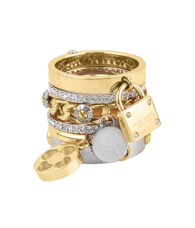 Heritage Stack Ring