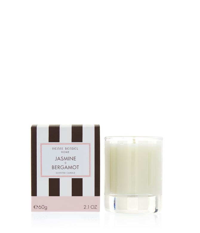 Jasmine & Bergamot 2.1 oz Travel Candle