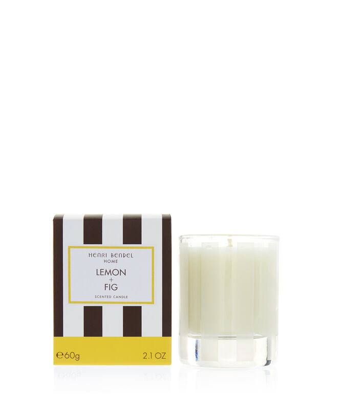 Lemon & Fig 2.1 oz Travel Candle
