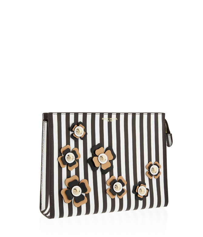 West 57th Bouquet Cosmetic Clutch