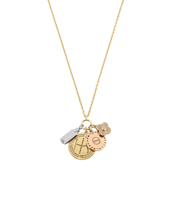 Iconic Charm Pendant Necklace