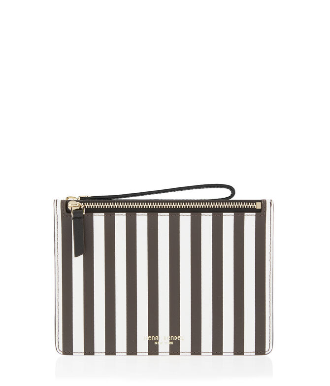 West 57th Centennial Stripe Kangaroo Pouch
