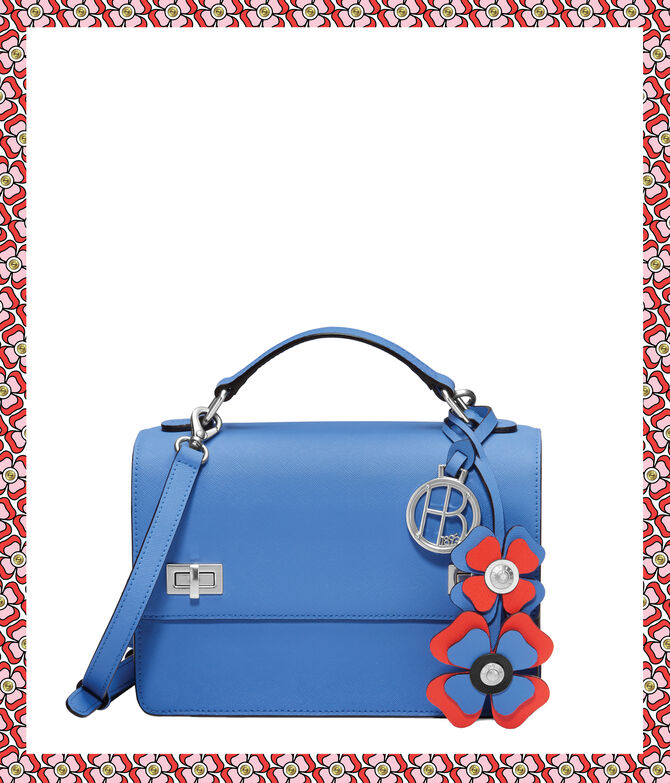 West 57th Bouquet Schoolbag with Petal Charm