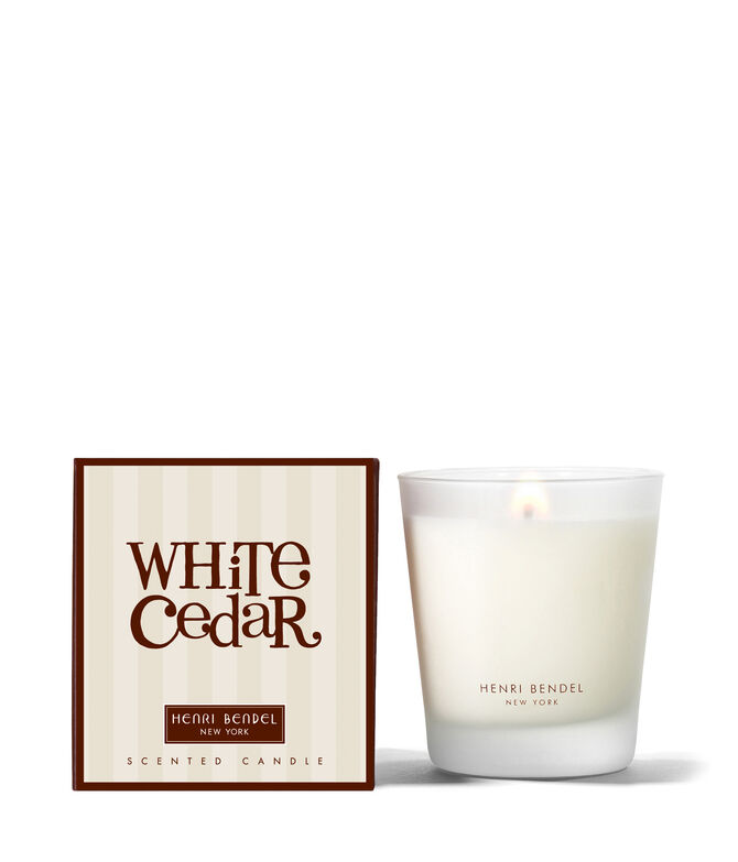 White Cedar Signature 9.4 oz Candle
