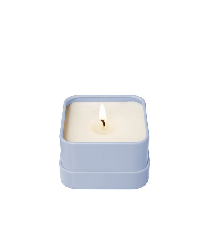 Lavender Leaves Travel Candle