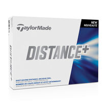 Distance+ Golf Ball