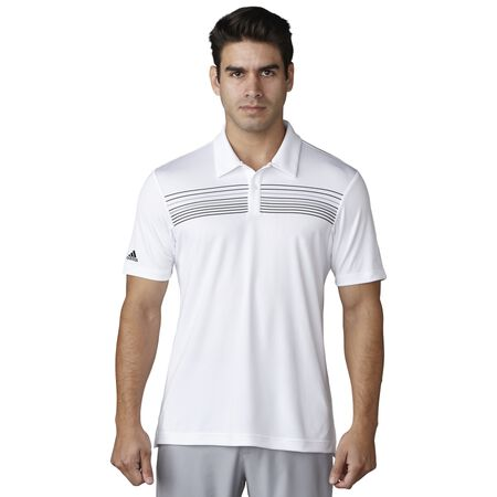 climacool Chest Print Polo