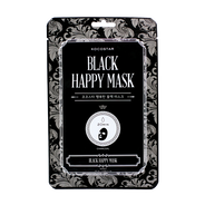 Mascarilla Facial Black Happy, , hi-res
