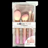 Kit de 4 Brochas Moda Rose, , hi-res