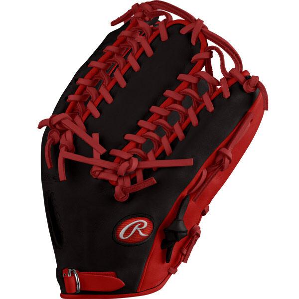 personalized baseball gloves